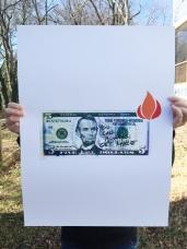 Money to Burn (or Singe, Anyway)