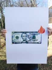 Money to Burn (or Singe, Anyway)